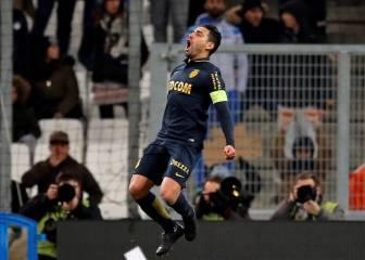 Y Falcao sigue a lo suyo: golazo de categoría ante el Marsella