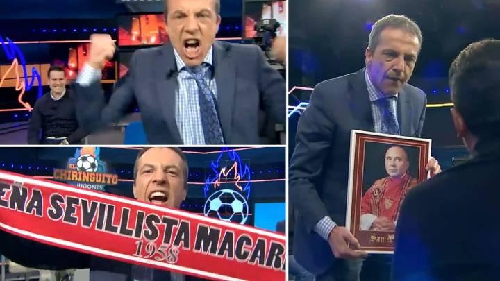 El Cristóbal Soria más loco con \'San Paoli\': ¡Lo que sufrió Roncero!