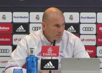 Squad goals: Zidane says entire squad vital to success