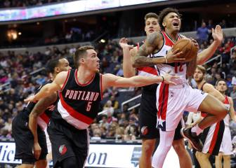Resumen del Washington Wizards - Portland Trail Blazers