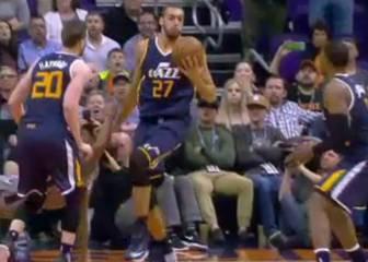 Resumen del Phoenix Suns - Utah Jazz de la NBA