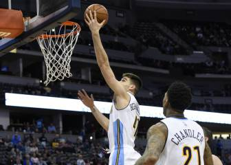 Resumen del Denver Nuggets - Orlando Magic de la NBA