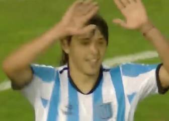 Alavés new signing Óscar Romero turns on the style
