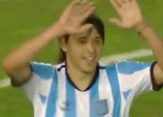 La magia de Óscar Romero, nuevo futbolista del Alavés