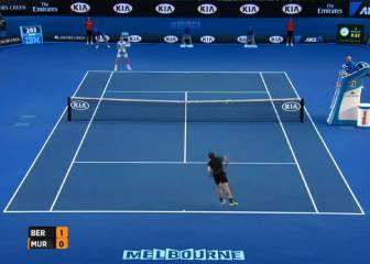 De Murray a Sharapova: los peores saques en el mundo del tenis