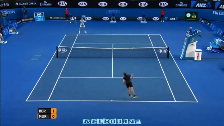 De Murray a Sharapova: los peores saques del tenis