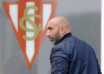 Abelardo deja de ser el entrenador del Sporting
