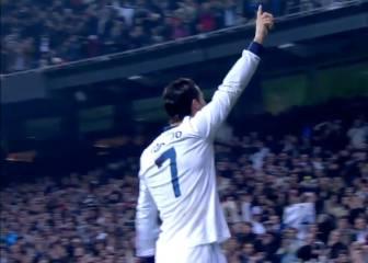 La goleada del Madrid al Celta que le dio el pase a cuartos