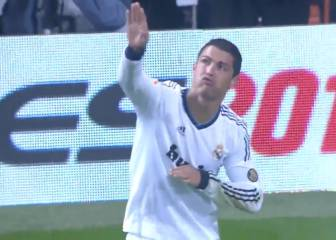 A Cristiano se le da bien el Celta: espectacular 'hat-trick' en Copa