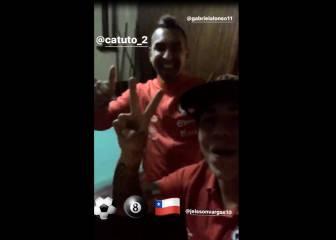 Jeisson Vargas subió divertido video tras desafío de pool