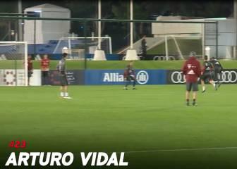 5 mejores goles del Bayern en Qatar: hay uno de Vidal