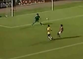 El día que un Neymar sub 20 hizo 4 goles en un partido