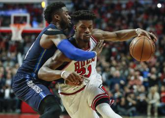 Resumen del Chicago Bulls - Dallas Mavericks de la NBA