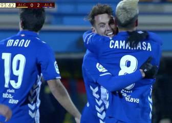 Un enorme Ibai deja al Alavés al borde de las semifinales