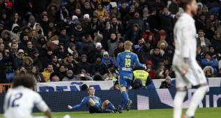Ramos y Marcelo provocan el despropósito del año: gol de cómic