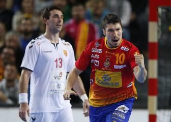 Rivera se exhibe y España asegura el segundo puesto