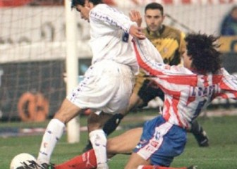 Raúl runs riot: 20 years since Real great's solo goal at Atleti