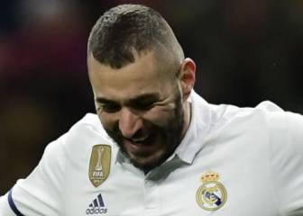 Zut alors! Benzema's worst misses in a Real Madrid shirt