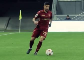 Lo mejor de Samu García en el Rubin Kazán: llega al Leganés