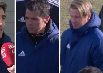 Los entrenadores del futuro: Redondo, Iraola, Saviola...