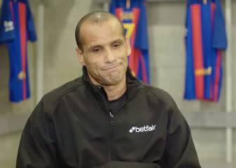 Rivaldo anima a un jugador fichar por el Barcelona