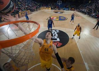 Triunfo vital del Barcelona para su futuro en la Euroliga