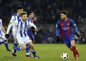 Todas las polémicas del Real Sociedad - Barcelona
