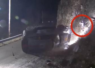 Fallece el espectador español tras el accidente de Paddon