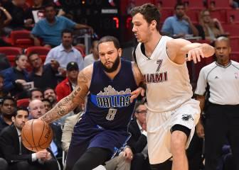 Dragic decide para los Heat ante los Mavs de Nowitzki