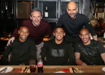 ¿Qué hizo Guardiola para que Gabriel Jesús fichara por el City?