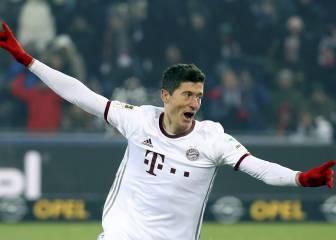 Resumen y goles del Friburgo - Bayern de la Bundesliga