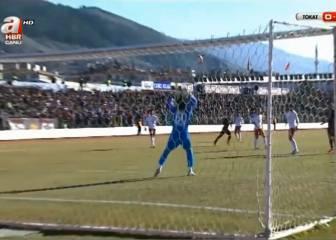 El golazo de Ontivero en Galatasaray que no fue validado