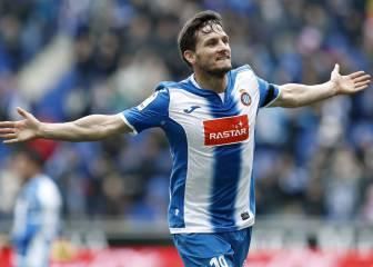 El Espanyol gana sin apuros a un Granada cada vez más hundido