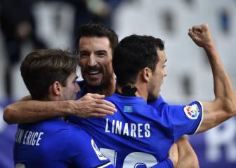 Resumen y goles del Oviedo-Valladolid de la Liga 1|2|3