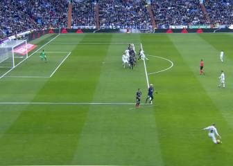 El 2-0 del Real Madrid no debió valer: fuera de juego de Ramos