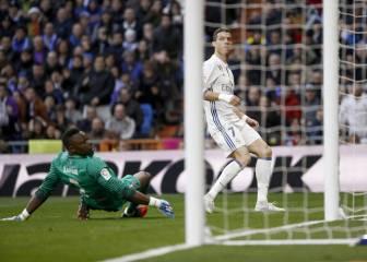 Ramos salva a un Madrid que acabó pidiendo la hora