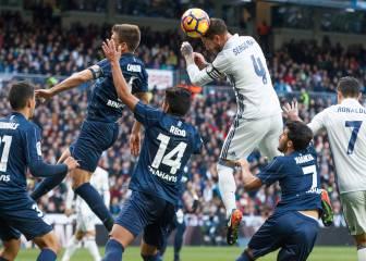 Lo de Ramos ya no sorprende: sí, otro gol de cabeza, y van...