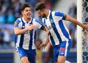 Resumen y goles del Oporto-Rio Ave de la liga portuguesa