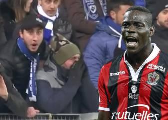 Los penosos gritos racistas que provocaron la ira de Balotelli