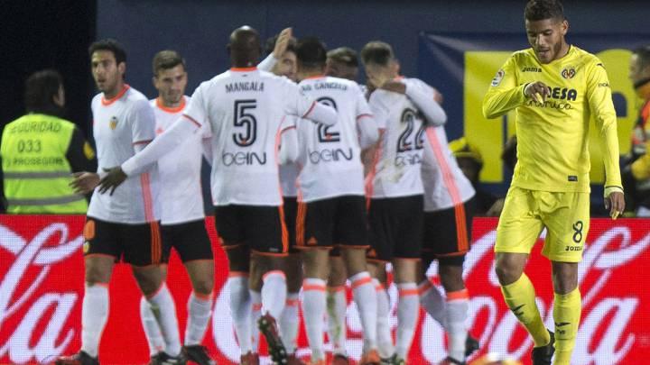 Resumen y goles del Villarreal - Valencia de LaLiga Santander