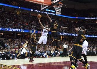 Un enorme Kawhi decide para los Spurs ante Irving y LeBron
