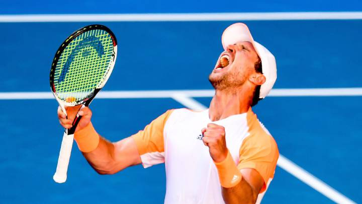 Mischa Zverev tumba en cuatro sets a Andy Murray