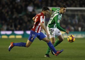 Resumen del Betis - Sporting de LaLiga Santander
