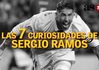 Sergio Ramos: 7 curiosidades de la estrella del Madrid