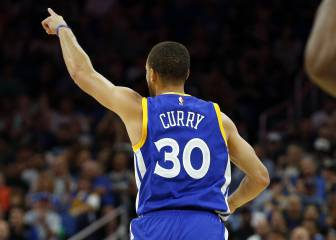 Curry y Thompson aniquilan a los Magic desde los 7, 25