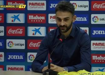 El Villarreal presenta a Adrián