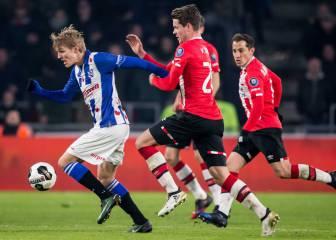La notable jugada de Odegaard: Holanda alucina