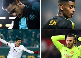 'No al Madrid': 15 fichajes frustrados del club blanco