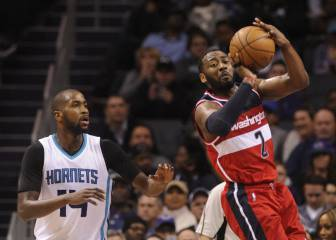 Resumen del Wizards - Hornets