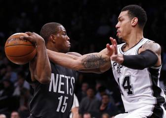 Resumen del San Antonio Spurs-Brooklyn Nets